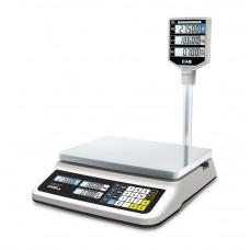 Торговые весы Весы CAS PR -15P (LCD, II)