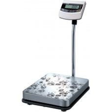 Товарные влагозащищённые весы CAS BW-15