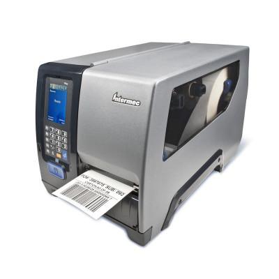 Промышленный принтер печати этикеток Intermec PM43A11 с ЖК дисплеем