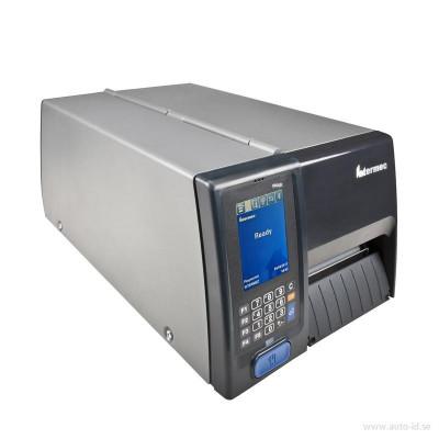 Промышленный принтер печати этикеток Intermec PM43CA11 с ЖК дисплеем