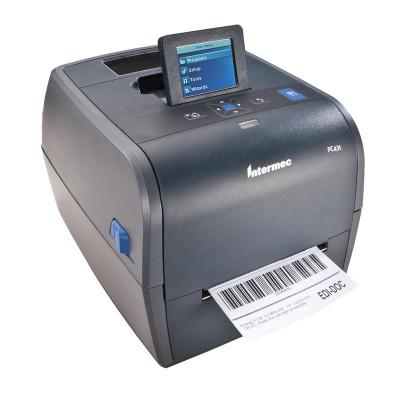 Принтер печати этикеток Intermec PC43TA с ЖК дисплеем