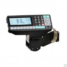 Терминал RР с возможностью печати этикеток и чеков, весы 4D