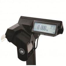 Терминал R2Р с возможностью печати этикеток и чеков с индикатором для покупателя, весы 4D