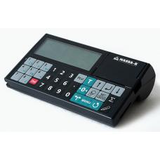 Терминал RC с возможностью печати, функциями POS терминала для ЕНВД, весы 4D