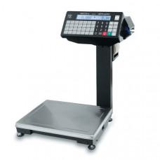 Фасовочные весы с печатью этикеток ВПМ