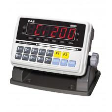 Весовой терминал индикатор CAS CI-200A