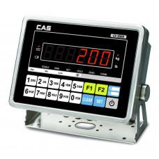 Весовой терминал индикатор CAS CI-200S